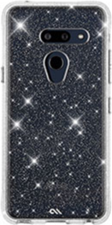 CaseMate LG G8 ThinQ Sheer Crystal Case