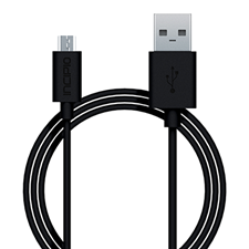 Incipio microUSB Charge & Sync Cable 1m