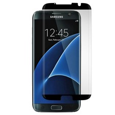 Gadget Guard Galaxy S7 edge Black Ice Cornice Tempered Glass Screen Protector