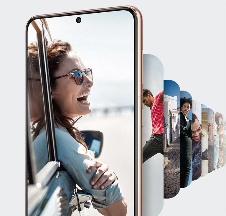 Samsung Galaxy S21 5G - Costco Mobility