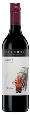 Pacific Wine & Spirits Yalumba Y Series Shiraz 750ml