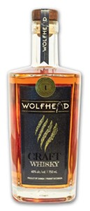 Wett Sales & Distribution Wolfhead Whisky 750ml