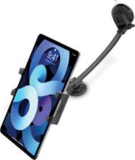"""Base PowerPeak ProMount  2-1 Tablet Car Mount Holder for 5.25"""" - 11"""" Tablets"""