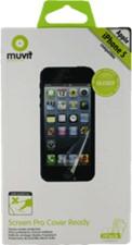 Muvit iPhone 5/5s/SE   Curvy ScreenProtector (2pk)