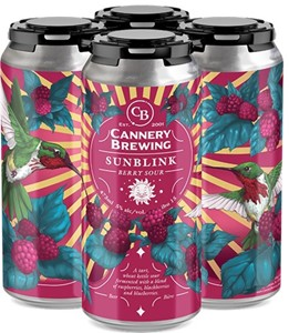 49th Parallel Group Cannery Brewing Sunblink Berry Sour 1892ml