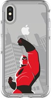 OtterBox iPhone XS/X Symmetry Series Clear Pixar Incredibles 2 Case