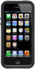 iPhone 5/5s/SE OtterBox Commuter Case Fits