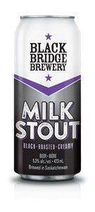 Black Bridge Brewery Black Bridge Milk Stout 1892ml