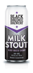 Black Bridge Brewery Black Bridge Milk Stout 1892ml