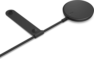 Belkin - BOOSTCHARGE Magnetic Portable 7.5W Wireless Charger Pad (without PSU)