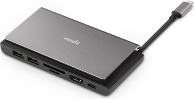 Moshi Symbus Mini USB-C Multimedia Adapter