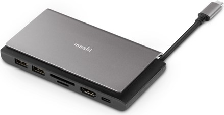 Moshi Symbus Mini USB-C Multimedia Adapter