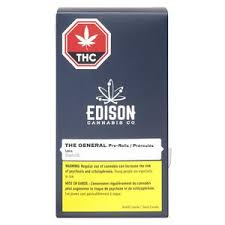 The General - Edison - Pre-Roll