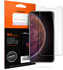 Spigen iPhone XS Max Glas.tr Glass Screen Protector
