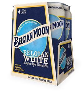 Molson Breweries 4C Belgian Moon White 473ml