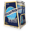 Molson Breweries 4C Belgian Moon White 473ml