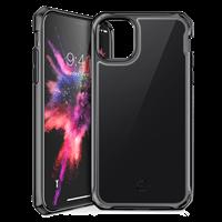 ITSKINS iPhone 11 Pro Max Hybrid Glass Lridium Case