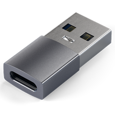 Satechi Aluminum Usb A 3.0 To Usb C Adapter