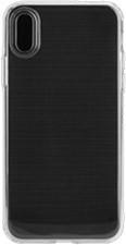 XQISIT iPhone X Clear Flex case