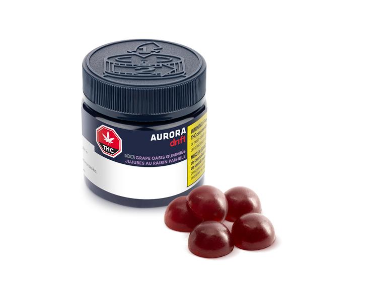 Grape Oasis - Aurora Drift - Gummies