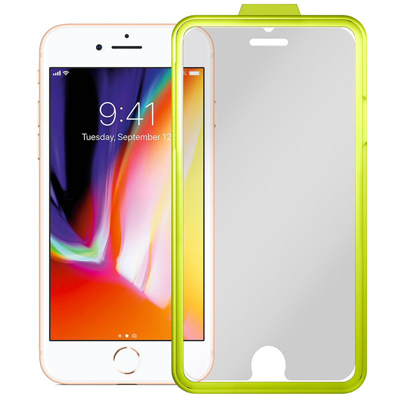 Fortress Level Focus Glass Screen Protector For Apple ...