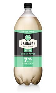 Mike's Beverage Company 1B Okanagan Cider Ginger Apple 2000ml