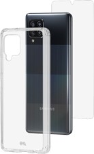 Case-Mate Case-mate - Protection Pack Tough Case And Glass Screen Protector - Samsung Galaxy A42 5G