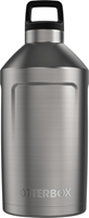 OtterBox Stainless Steel Elevation 64oz Growler w/Twist Lid