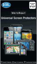 Fellowes Writeright Universal Screen Protector (3 Pack)