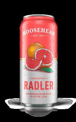 Wett Sales & Distribution Moosehead Radler 473ml