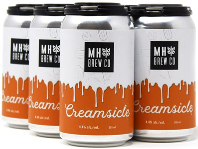 49th Parallel Group Medicine Hat Creamsicle Ale 2130ml