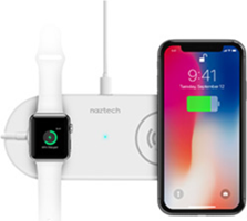 Naztech Power Pad Duo Qi Wireless Fast Charger