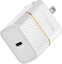 OtterBox - Fast Charge USB C Wall Charger 18W