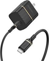 OtterBox Otterbox 30W Black USB-C PD GaN Wall Charger w/ USB-C to USB-C (100cm)
