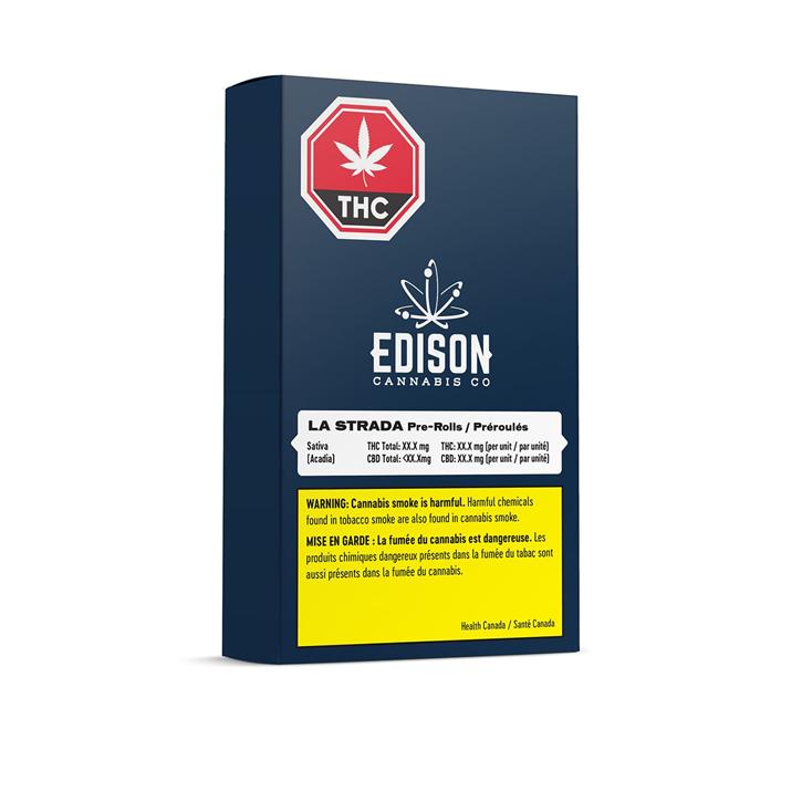 La Strada - Edison - Pre-Roll