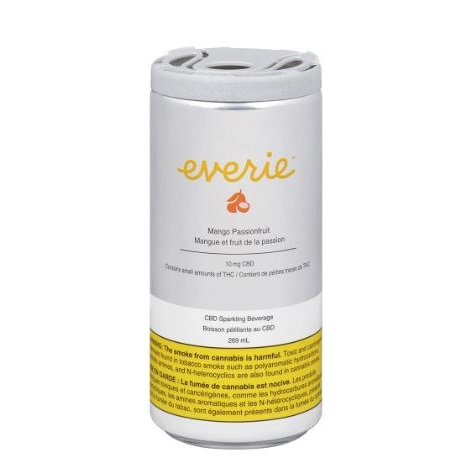 Mango Passionfruit CBD  - Everie - Sparkling Water