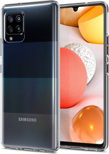 Base - Galaxy A42 5G B-Air Crystal Clear Slim Protective Case