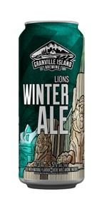 Molson Breweries 1C Gib Lions Winter Ale 473ml