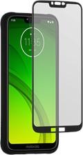 Case-Mate Motorola Moto G7 Power Protection Pack Tough Case Plus Glass Screen Protector