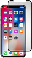 Gadget Guard iPhone X Black Ice Cornice Curved Edition Screen Guard