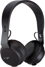 House of Marley Rebel On Ear Bluetooth Headphones