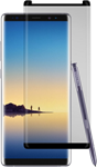 Gadget Guard Galaxy Note8 Black Ice Cornice 2.0 Full Adhesive Curved Tempered Glass Screen Guard
