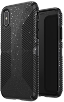 Speck iPhone XS Presidio Grip + Glitter Case