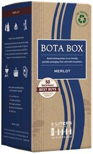 Select Wines & Spirits Bota Box Merlot 3000ml