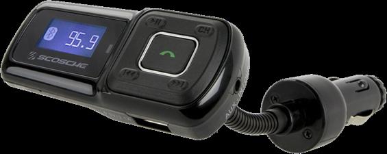 Scosche Btfreq Bluetooth FM Transmitter