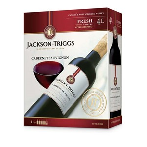 Arterra Wines Canada Jackson-Triggs Prop Select Cabernet Sauvignon 4000ml
