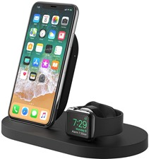 Belkin Wireless Charging Dock For Apple Watch And Wireless Charging Capable Devices