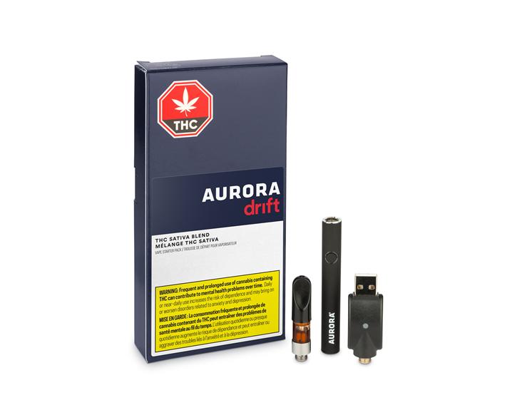 Sativa Blend - Aurora Drift - Kit