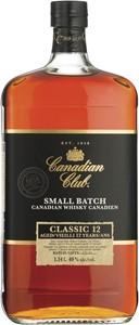 Beam Suntory Canadian Club Small Batch Classic 12YO 1140ml