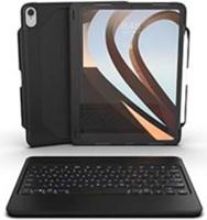 Zagg iPad Pro 11 (2018/2019) Rugged Book Go Keyboard and Folio Case